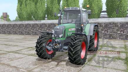 Fendt 716 Vario TMS tyre selection para Farming Simulator 2017