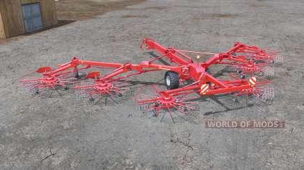 Pottinger Swadro 2000 retexture para Farming Simulator 2015