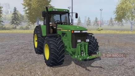 John Deere 8110 animated element para Farming Simulator 2013
