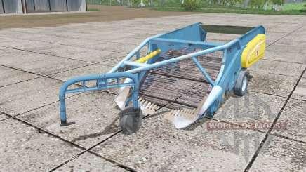 Agromet Z-609-2 para Farming Simulator 2017