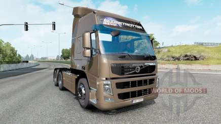 Volvo FM 460 Globetrotter 2010 para Euro Truck Simulator 2