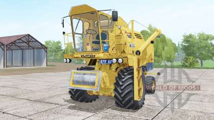 New Holland Claysⱺn M135 para Farming Simulator 2017