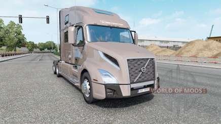 Volvo VNL 860 2017 v2.1.7 para Euro Truck Simulator 2