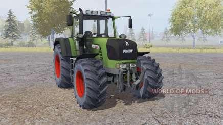 Fendt 930 Vario TMS manual ignition para Farming Simulator 2013