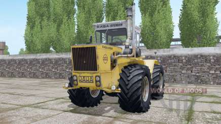 Raba-Steiger 250 doᶙble ruedas para Farming Simulator 2017
