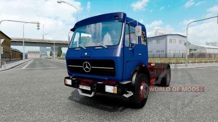 Mercedes-Benz 1632 (Br.387) 1973 para Euro Truck Simulator 2