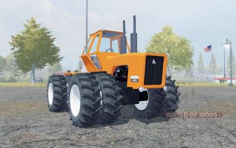 Allis-Chalmers 8550 double wheels para Farming Simulator 2013