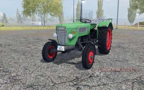 Fendt Farmer 2D 1961 para Farming Simulator 2013