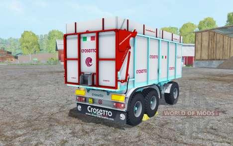 Crosetto CMR200 para Farming Simulator 2015