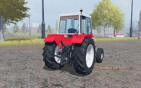 Massey Ferguson 690 front loader para Farming Simulator 2013