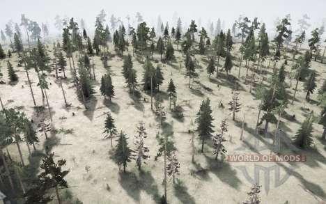 The Forest para Spintires MudRunner