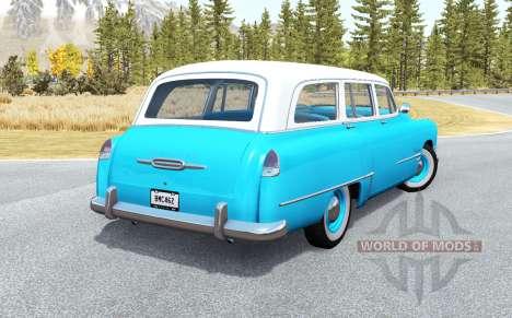 Burnside Special wagon v1.0.13 para BeamNG Drive