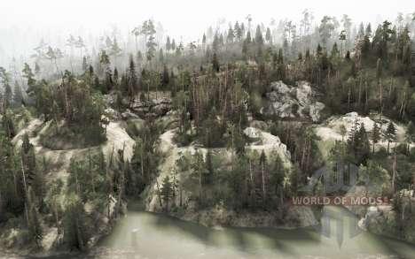 Sasquatch Mountain para Spintires MudRunner