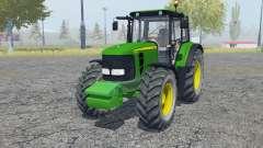 John Deere 6630