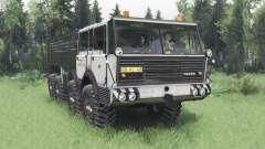 Tatra T813 TP 8x8 1967 Kings Off-Road 2 v1.1 para Spin Tires