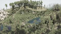 El verde de la naturaleza para MudRunner