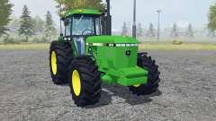 John Deere 4850