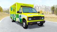 Gavril H-Series Ambulance New Zealand