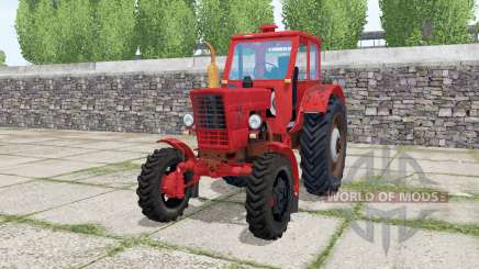 MTZ 52 Bielorrusia para Farming Simulator 2017