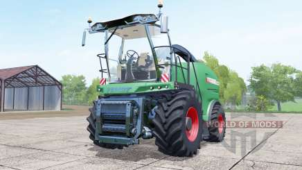 Fendt Katana 85 wheels selection para Farming Simulator 2017