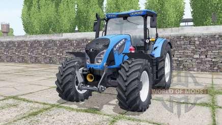 Lanɗini 6-160 para Farming Simulator 2017