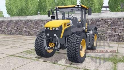 JCB Fastrac 4160 loader mounting para Farming Simulator 2017