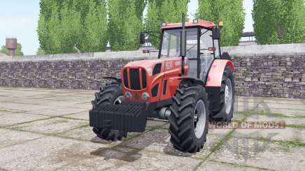 Ursus 1634 with weights para Farming Simulator 2017
