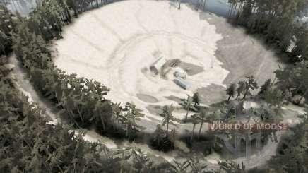 Minas abandonadas v2.0 para MudRunner