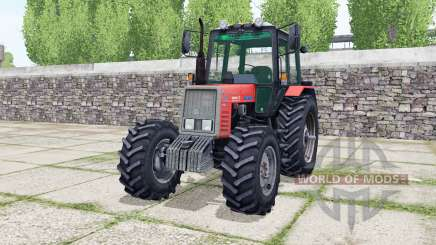 TS 820 Bielorrusia para Farming Simulator 2017
