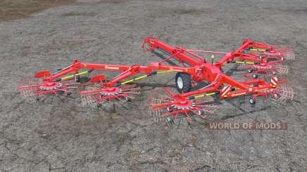 Krone Swadro 2000 v1.3 para Farming Simulator 2015