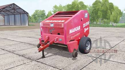 Mascar 2120 Evolution para Farming Simulator 2017