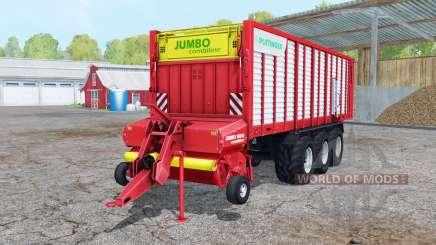 Pottinger Jumbo 10010 Combiline para Farming Simulator 2015