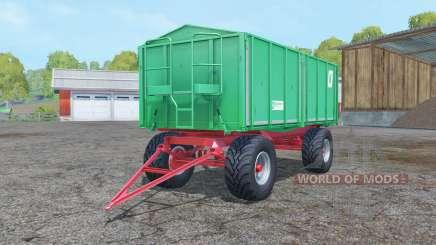 Kroger HKƊ 302 multifruit para Farming Simulator 2015