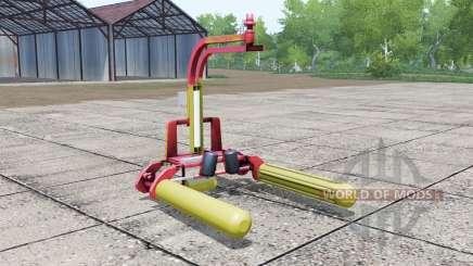 Tanco AutoWrap 1510EH para Farming Simulator 2017