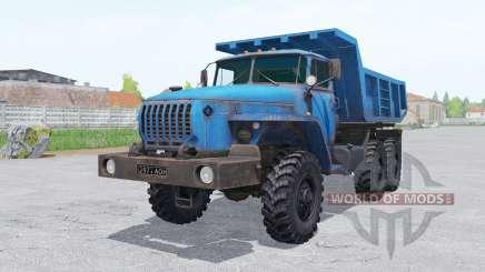 Ural 4320-1151-41 para Farming Simulator 2017