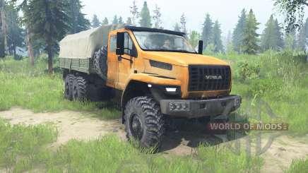 Ural Siguiente (4320-6988-72Е5И06) para MudRunner