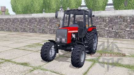 MTZ 820 Bielorrusia para Farming Simulator 2017