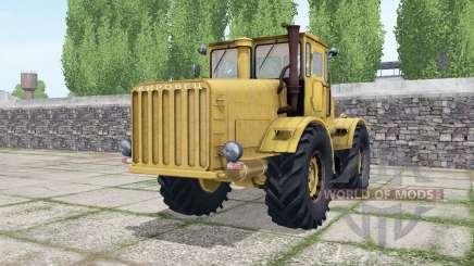 Kirovets K-700 la elección del color para Farming Simulator 2017