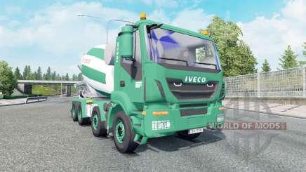 Iveco Trakker Hi-Land 500 Mixer 2013 para Euro Truck Simulator 2