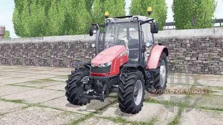 Massey Ferguson 5610 front loader para Farming Simulator 2017