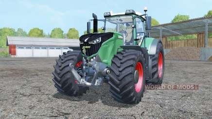 Fendt 1050 Vario double wheels para Farming Simulator 2015