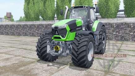 Deutz-Fahr Agrotron 9290 TTV animated element para Farming Simulator 2017