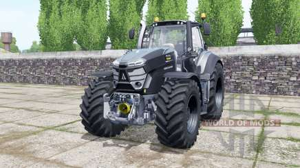 Deutz-Fahr Agrotron 9310 TTV Black Edition para Farming Simulator 2017