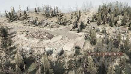 El distrito para MudRunner