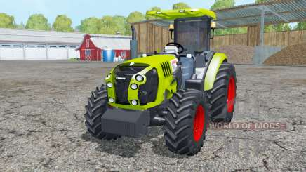 Claas Arion 650 front loader para Farming Simulator 2015