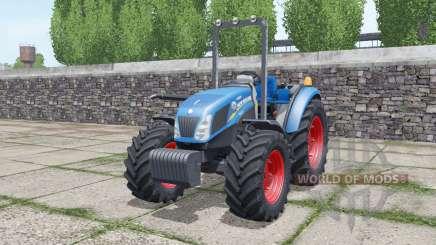 New Holland T4.75 Jardín Editioɳ para Farming Simulator 2017