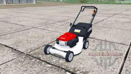 Hondᶏ HRC 216 para Farming Simulator 2017