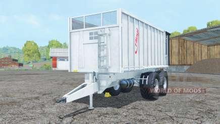 Fliegl TMK 266 Bull low hitch para Farming Simulator 2015