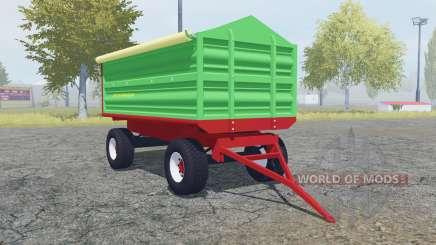 Strautmann SZK 1402 para Farming Simulator 2013