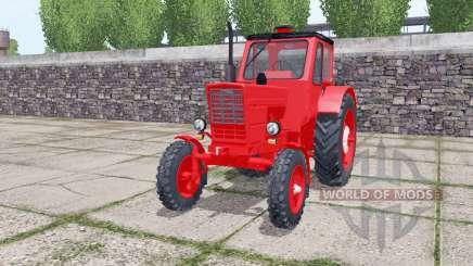 MTZ-50 Bielorrusia para Farming Simulator 2017
